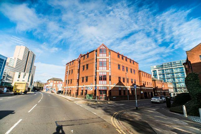 Studio for sale in Avalon Court, Kent Street, Nottingham NG1