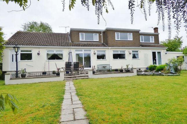 Thumbnail Detached bungalow for sale in Bristol Road, Frampton Cotterell, Bristol