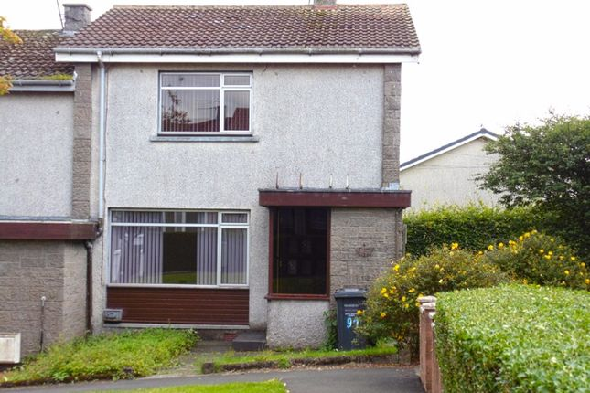 Thumbnail Flat for sale in Chapelhill Mount, Ardrossan, North Ayrshire