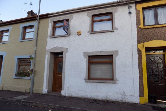 Thumbnail Property to rent in Alma Terrace, Taibach, Port Talbot