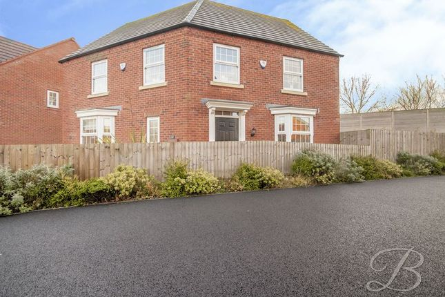 Thumbnail Detached house for sale in Sunstone Grove, Sutton-In-Ashfield