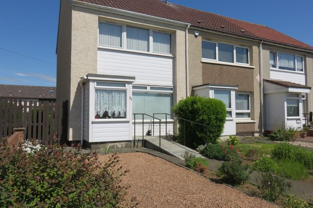Thumbnail End terrace house to rent in Craigmount, Kirkcaldy, Fife