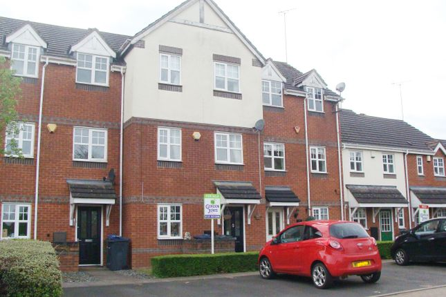 Thumbnail Town house for sale in Westwood Drive, Rubery