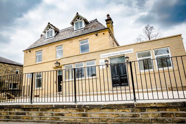 Thumbnail Block of flats for sale in Long Lane, Huddersfield