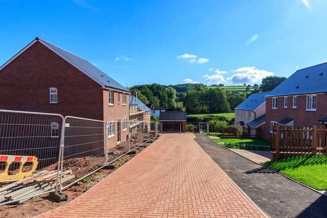 Thumbnail Detached house for sale in Squires Meadow, Lea, Ross-On-Wye