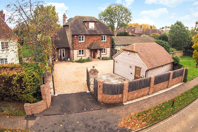 Thumbnail Detached house for sale in Sherborne Road, Chichester, West Sussex