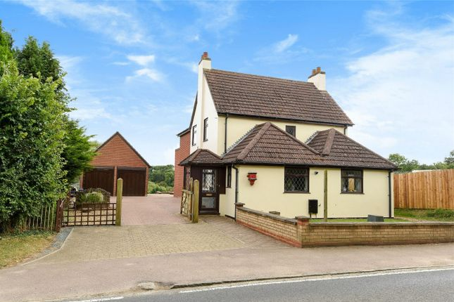 Thumbnail Detached house for sale in Mill Road, Sharnbrook, Bedford