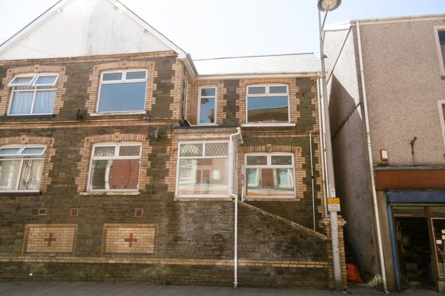Thumbnail Flat to rent in Bethcar Street, Ebbwvale