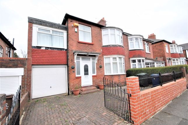 4 bed semi-detached house for sale in Newminster Road, Fenham, Newcastle Upon Tyne NE4