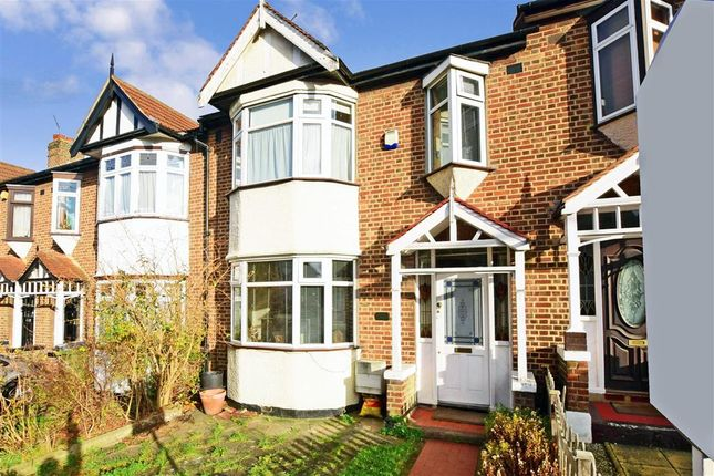 Thumbnail Terraced house for sale in Warboys Crescent, London