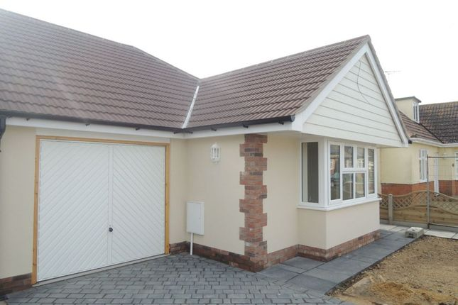 Thumbnail Detached bungalow to rent in Cliff Road, Holland-On-Sea, Clacton-On-Sea