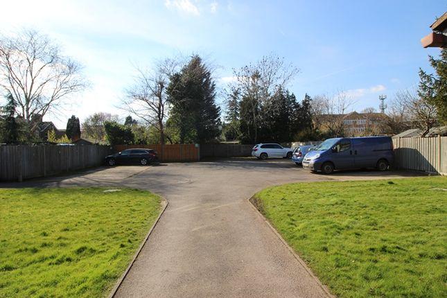 Parking of Albury Road, Merstham RH1