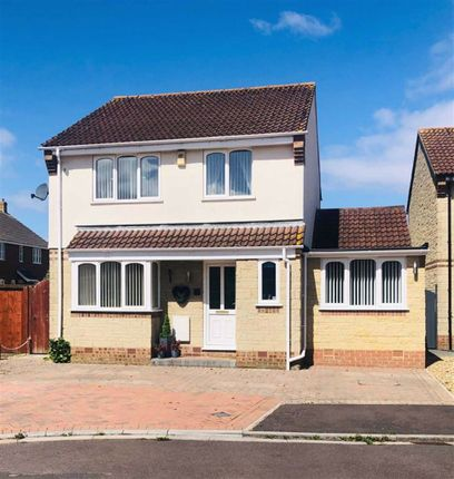 Thumbnail Detached house for sale in Pinter Close, Burnham-On-Sea, Somerset