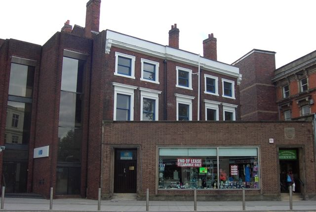 Thumbnail Commercial property to let in The Bridge, Walsall