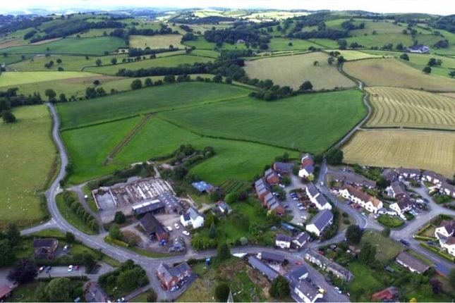 Thumbnail Land for sale in Castle Caereinion, Welshpool