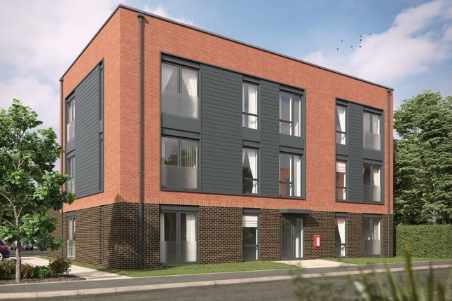 Thumbnail Flat for sale in Blythe Valley, Solihull
