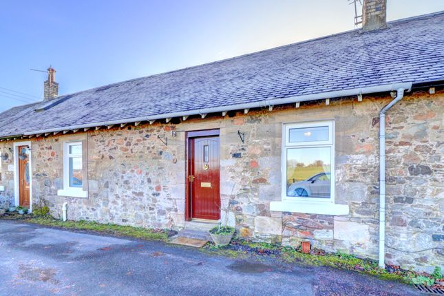 Thumbnail Cottage for sale in New Trows Road, Lesmahagow, Lanark