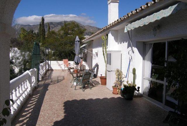Terrace of Spain, Málaga, Mijas