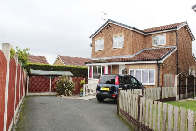 Thumbnail Detached house for sale in Farnaby Gardens, High Green, Sheffield, South Yorkshire