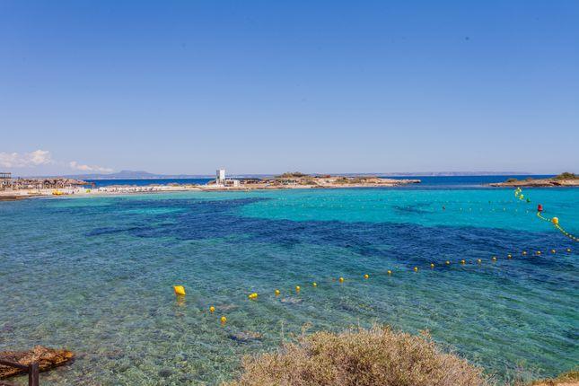 Illetas Beach of Illetas, Illetes, Majorca, Balearic Islands, Spain