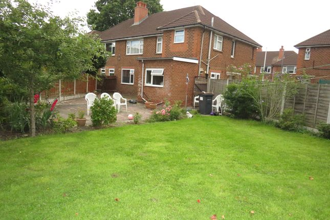 Thumbnail Maisonette for sale in Dewhurst Croft, Birmingham