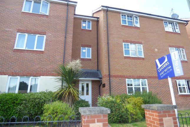 Thumbnail Flat to rent in Garrington Road, Aston Fields, Bromsgrove