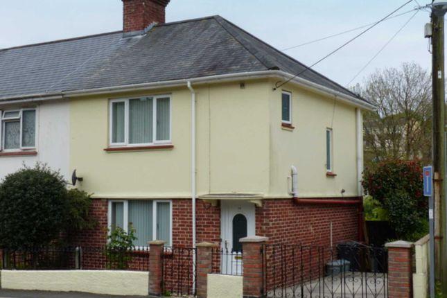 Thumbnail End terrace house for sale in Wallingford Road, Kingsbridge