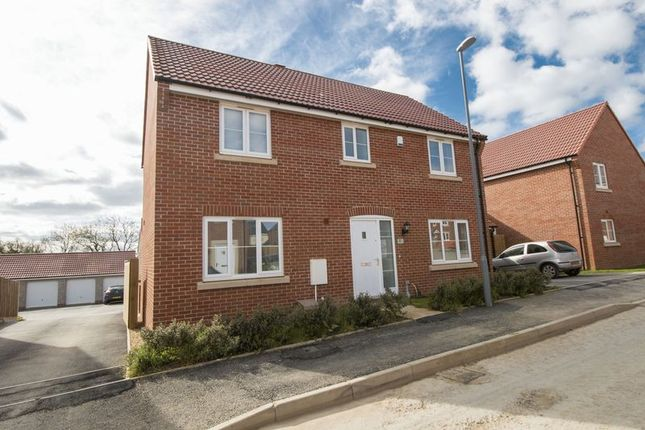 Thumbnail Detached house for sale in The Mead, Keynsham, Bristol