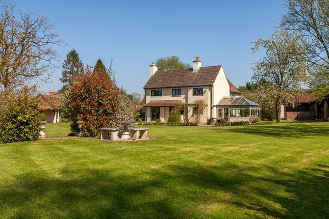 Thumbnail Detached house for sale in Castle Corner, Beckington, Frome