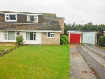 Thumbnail Semi-detached house to rent in Maple Gardens, Bridport