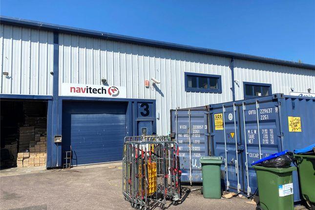 Office to let in Unit 3 Quoin Estate, 73 Marlborough Road, Lancing Business Park, West Sussex
