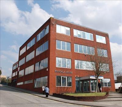 Thumbnail Office to let in Brackla House, Brackla Street, Bridgend