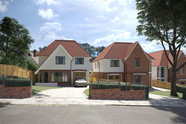 Detached house for sale in Munster Road, Lower Parkstone, Poole