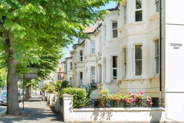 Thumbnail Maisonette to rent in Sackville Road, Hove