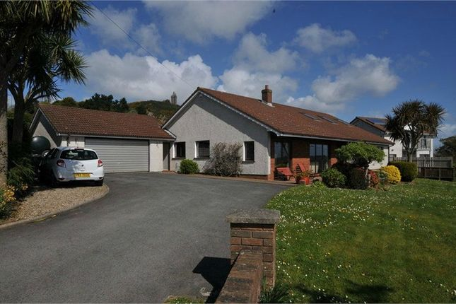 Thumbnail Detached bungalow for sale in Scrabo Road, Newtownards, County Down