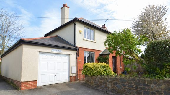 Thumbnail Detached house for sale in Park Hill, Tiverton