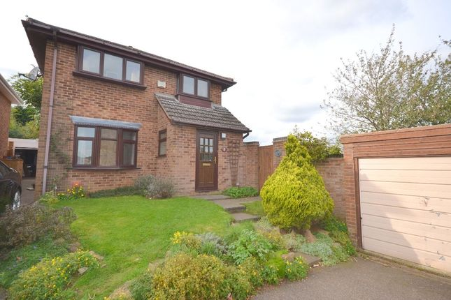 Thumbnail Detached house for sale in The Greys, Weedon, Northampton