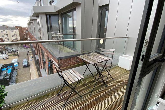 Thumbnail Flat for sale in Falkner Street, Edge Hill, Liverpool