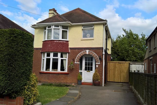Thumbnail Detached house for sale in Kendal Road, Longlevens, Gloucester
