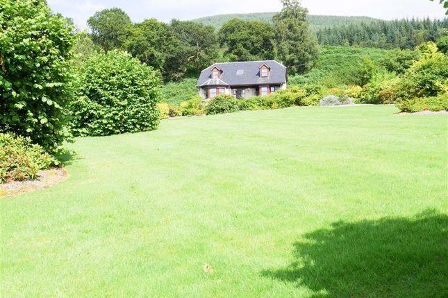 Thumbnail Detached house for sale in Campbells Croft, Kinlochard, Aberfoyle