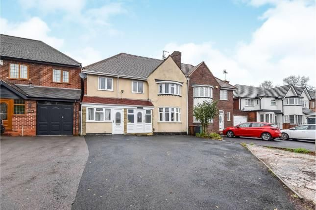 Thumbnail Semi-detached house for sale in Broadway, Walsall