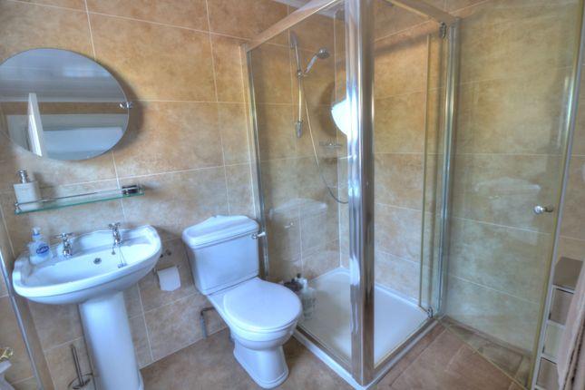 Shower Room of Dalziel Road, Inveraldie, Tealing, Dundee DD4