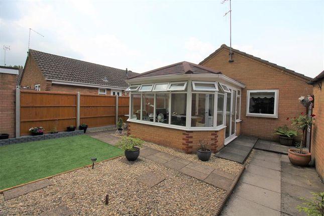 Thumbnail Detached bungalow for sale in Swallow Park, Thornbury, Bristol