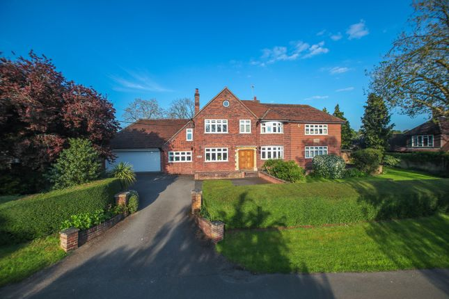 Thumbnail Detached house for sale in Little Lane, Wollaston, Wellingborough