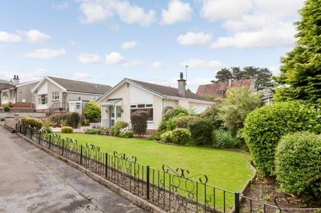 Thumbnail Bungalow for sale in Chapelton Way, Largs, North Ayrshire