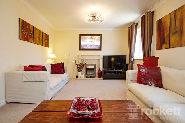 Thumbnail Mews house to rent in Godwin Way, Stoke-On-Trent