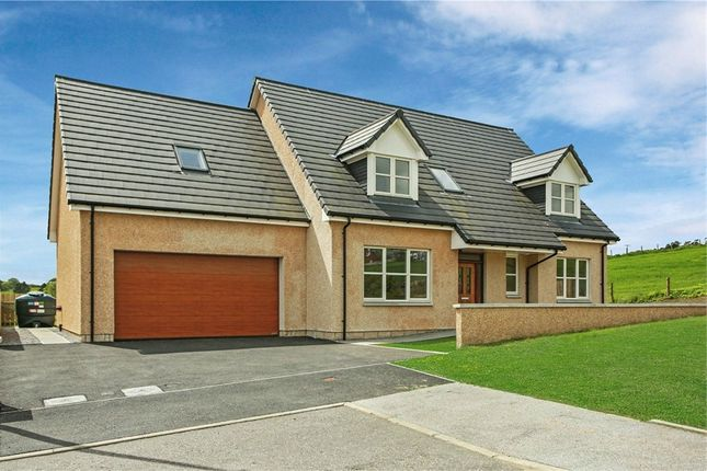 Thumbnail Detached house for sale in Craigton Place, Lumphanan, Banchory, Aberdeenshire