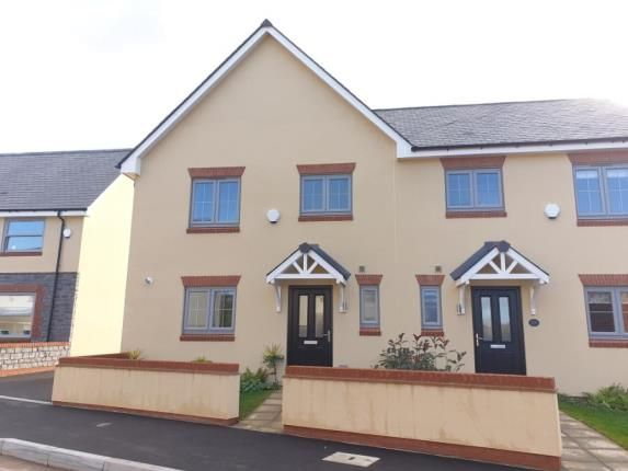 Thumbnail Semi-detached house for sale in Greenhill Road, Sandford, Winscombe