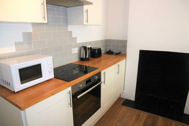 Thumbnail Terraced house to rent in Godinton Road, Ashford