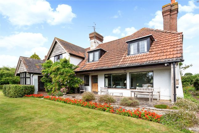 Thumbnail Detached house for sale in Byworth, Petworth, West Sussex